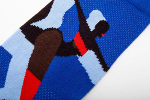 Grace Jones Socks