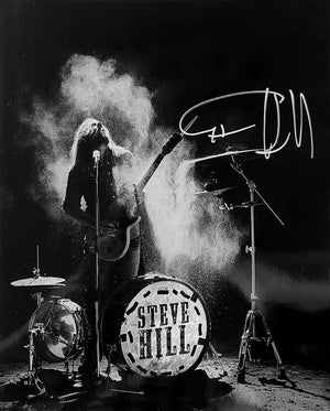 Steve Hill - Signed Solo Recordings Volume 3 Picture