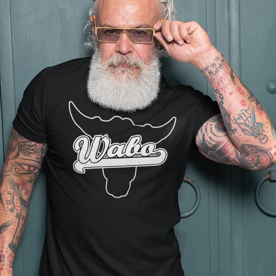 Steve Hill Wabo - T-Shirt - Men