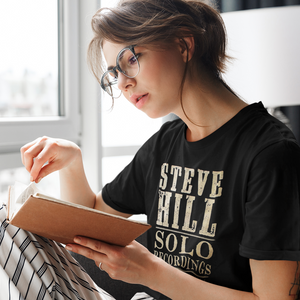 Steve Hill - Solo Recordings Volume 1 - T-Shirt - Women