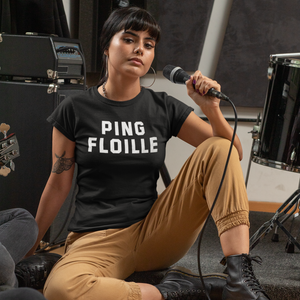 Steve Hill Ping Floille - T-Shirt - Women