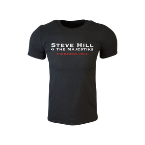 Steve Hill The Damage Done - T-Shirt - Men