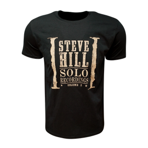 Steve Hill Solo Recordings Volume 2 - T-Shirt - Men