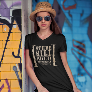 Steve Hill Solo Recordings Volume 2 - T-Shirt - Women
