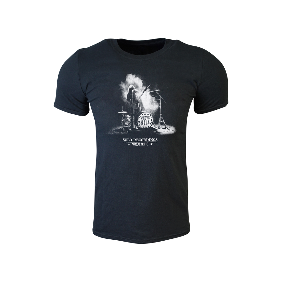 Steve Hill - Solo Recordings Volume 3 - T-Shirt - Men