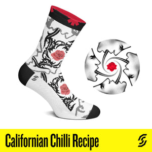 Red Hot Chili Peppers Socks