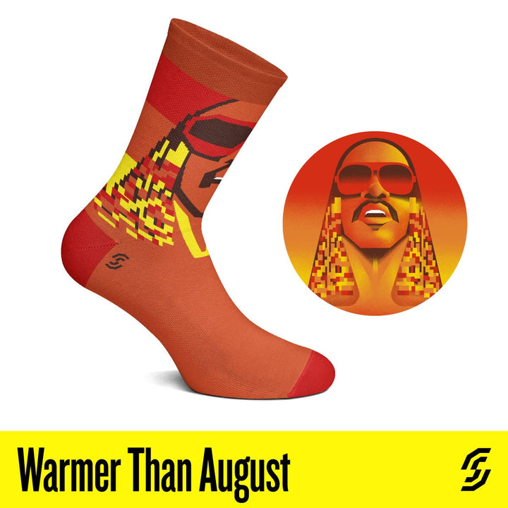 Stevie Wonder Socks
