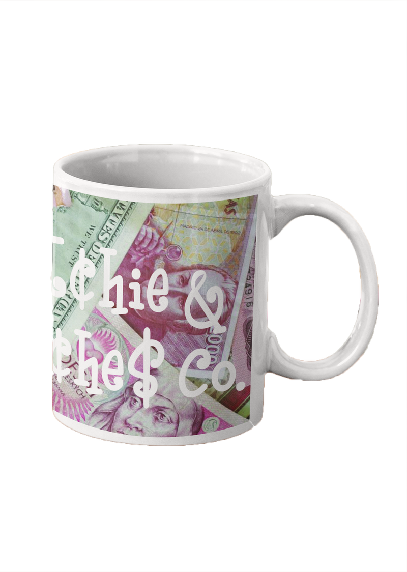 Dutchie Ritches Money Mug