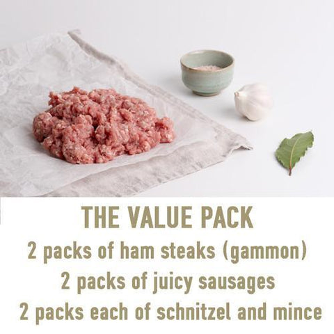 Value Pack, Packs - Woody's Free Range Farm