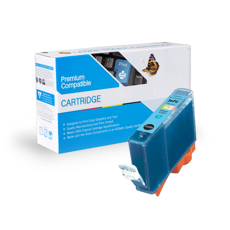 Compatible Canon BCI-3ePC Ink Cartridge By Express Toner