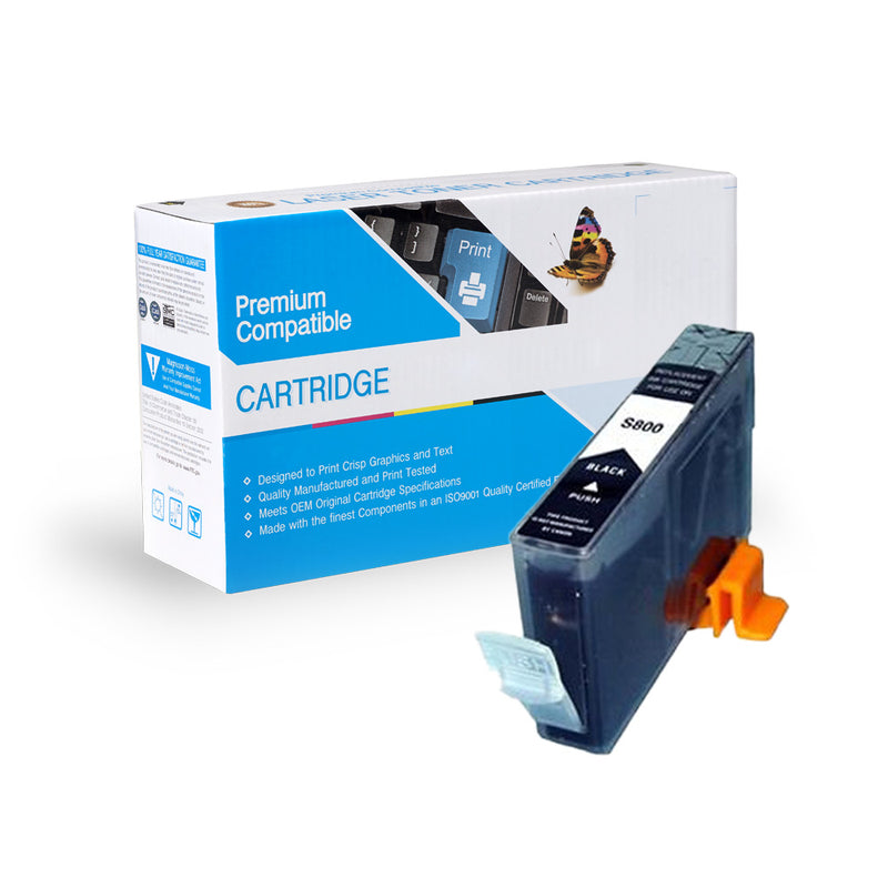 Compatible Canon BCI-6BK Ink Cartridge By Express Toner