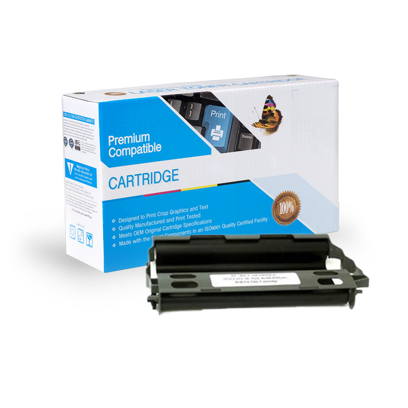 Compatible Brother PC-401C Thermal Cartridge By Express Toner