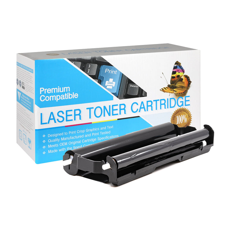 Compatible Brother PC-501C Thermal Cartridge By Express Toner