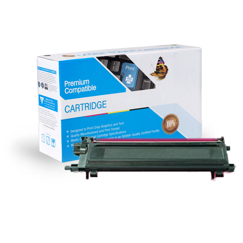 Remanufactured Brother TN115M Toner Cartridge By Express Toner