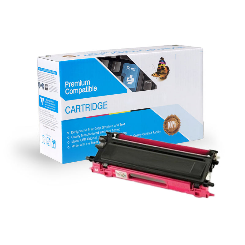 Compatible Brother TN210M Toner Cartridge By Express Toner