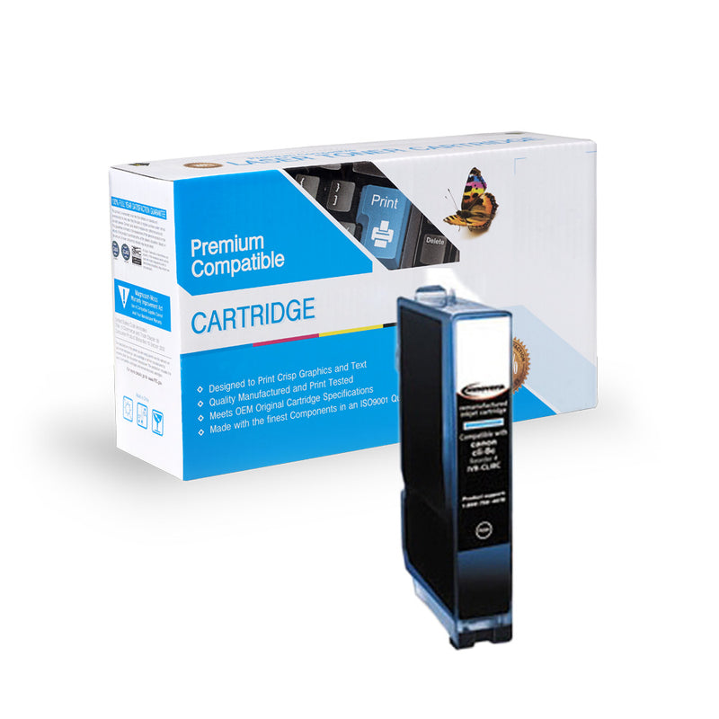 Compatible Canon CLI-8C Ink Cartridge By Express Toner