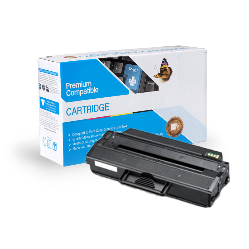 Compatible Dell 331-7328 High Yield Toner Cartridge By Express Toner