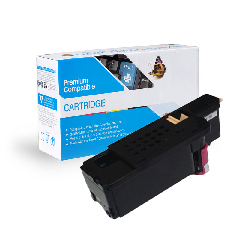 Compatible Dell 593-BBJV Toner- Magenta By Express Toner