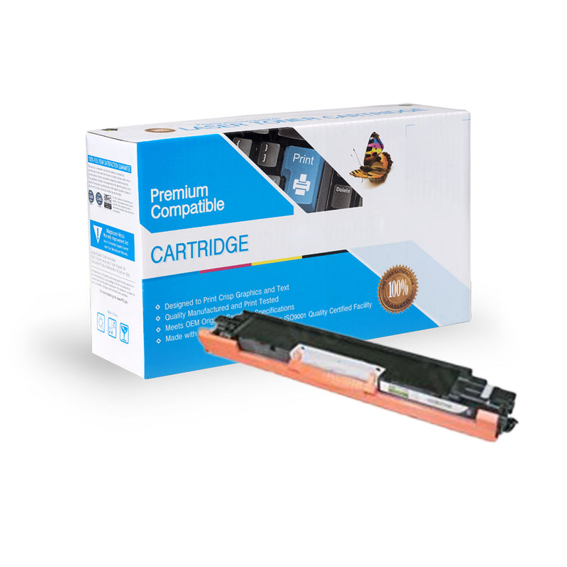 Compatible HP CE310A Toner Cartridge By Express Toner