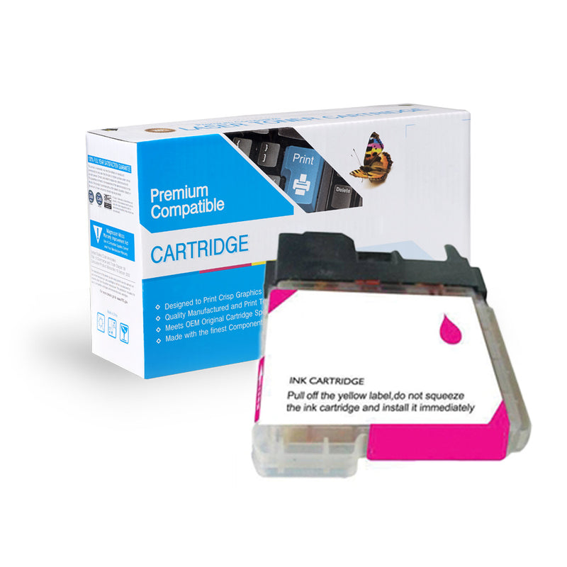 Compatible Brother LC61M Ink Cartridge By Express Toner