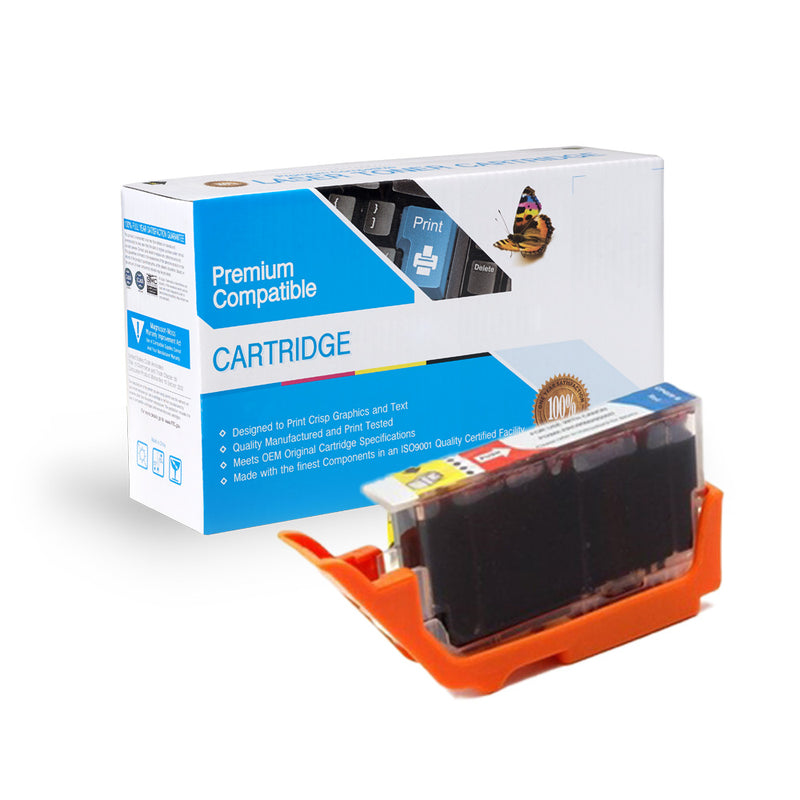 Compatible Canon PGI-9R Ink Cartridge By Express Toner