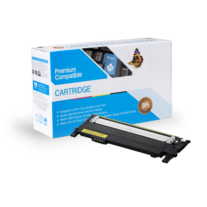 Compatible Samsung CLT-Y407S Toner Cartridge By Express Toner