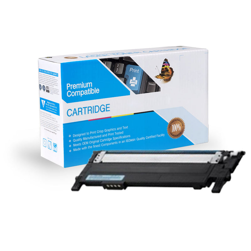 Compatible Samsung CLT-C406S Toner Cartridge By Express Toner