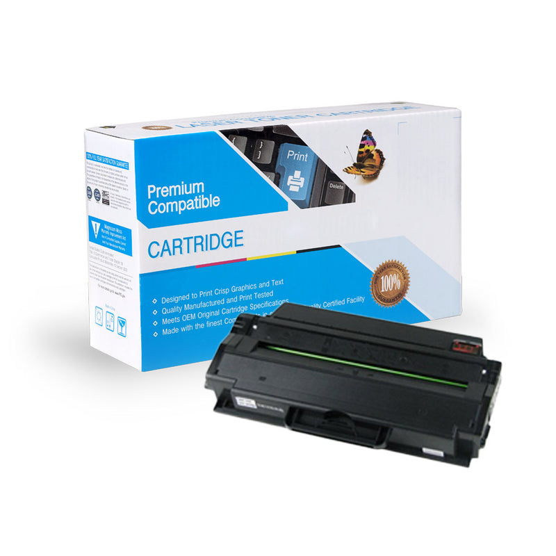 Compatible Samsung MLT-D115L Black Toner Cartridge By Express Toner