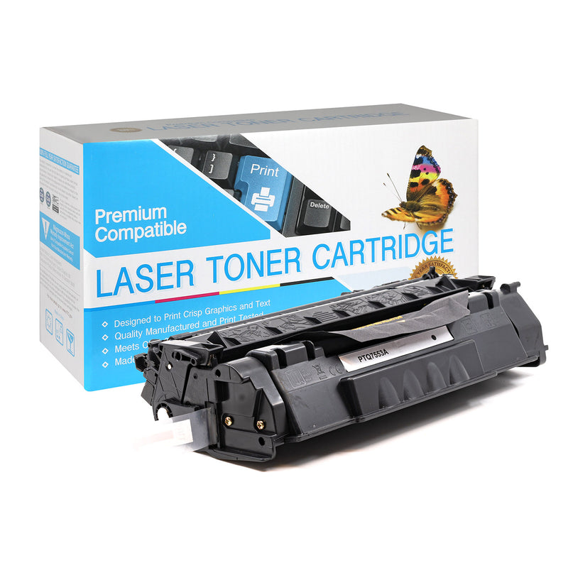 Compatible HP Q7553A Toner Cartridge By Express Toner