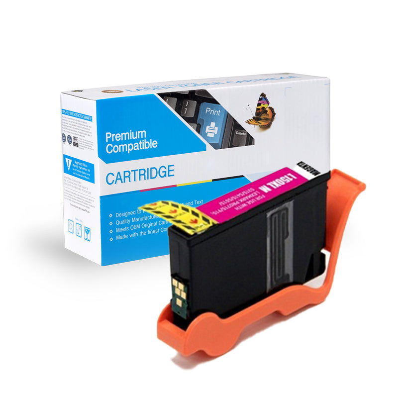 Compatible Lexmark 14N1616 (150XL) Magenta Ink Cartridge By Express Toner