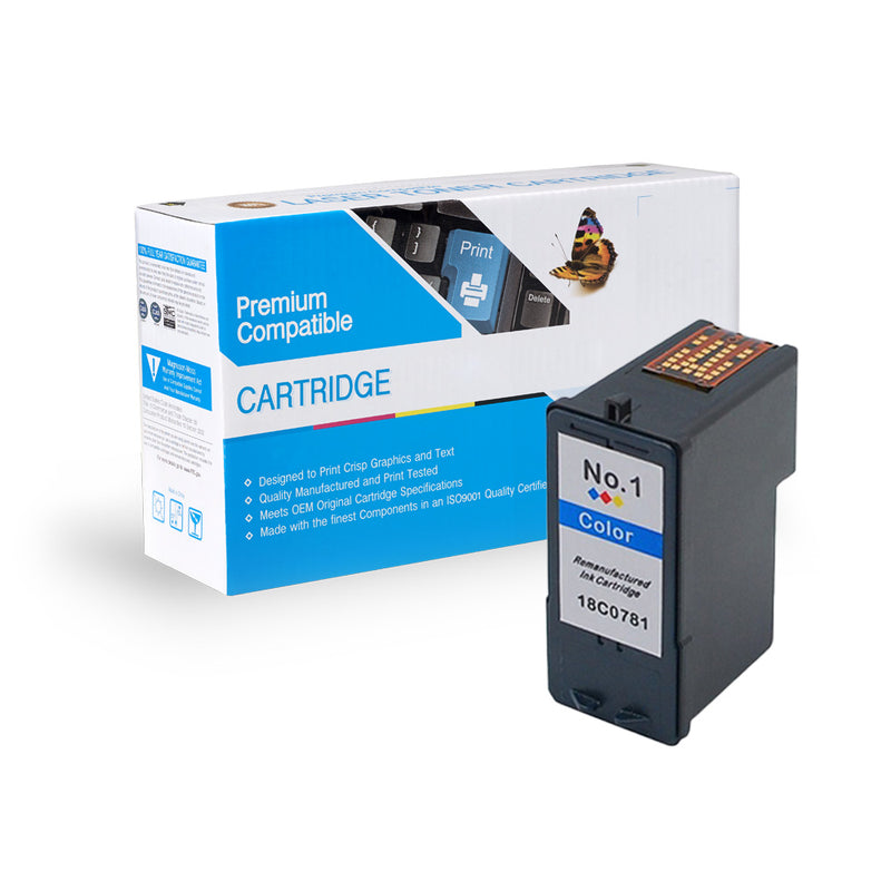Remanufactured Lexmark 18C0781 Ink Cartridge By Express Toner