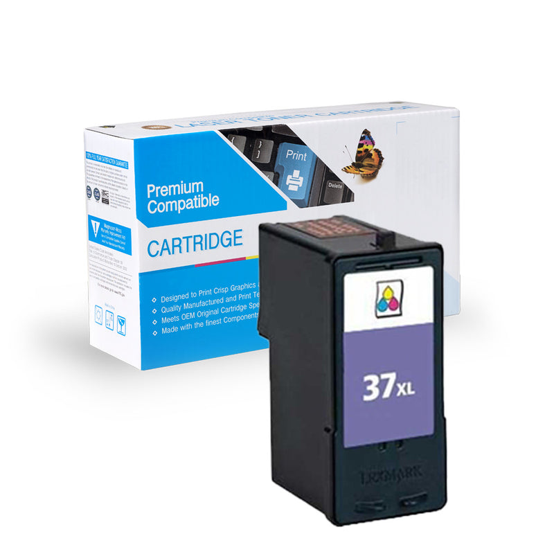 Remanufactured Lexmark 18C2180 Ink Cartridge By Express Toner