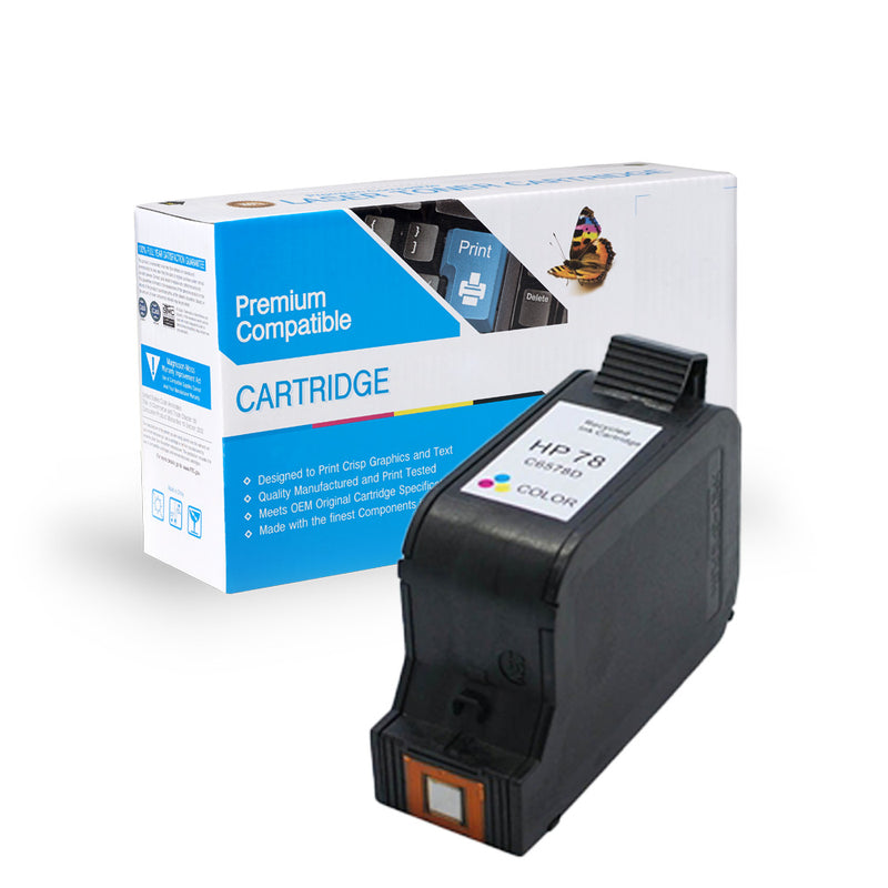 Remanufactured HP C6578A (HP 78) Ink Cartridge By Express Toner