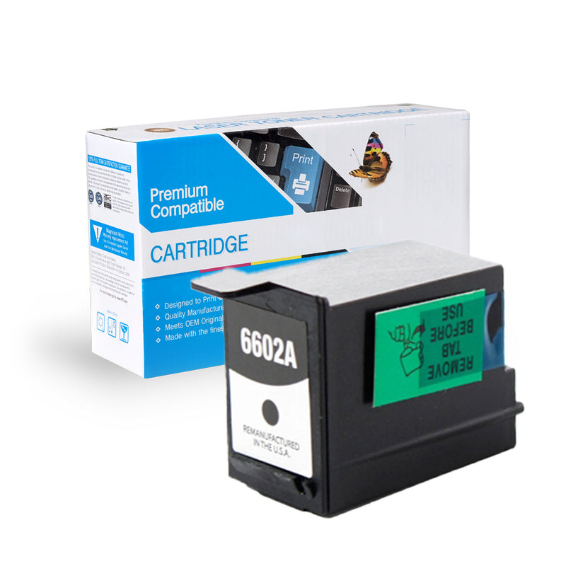 Remanufactured HP C6602A Black Ink Cartridge By Express Toner