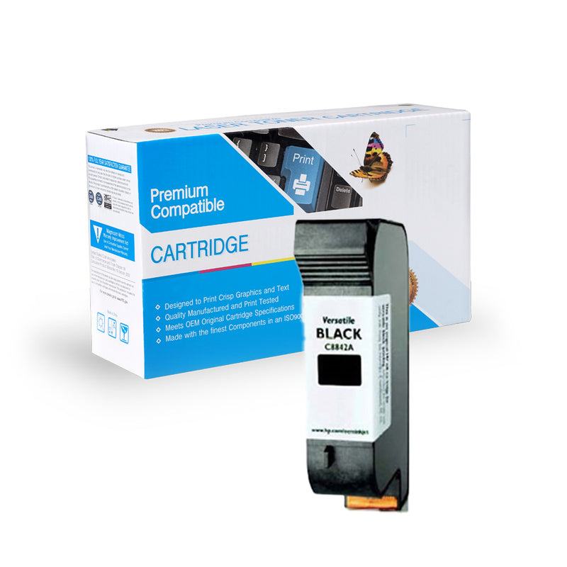 Remanufactured HP C8842A Ink Cartridge By Express Toner