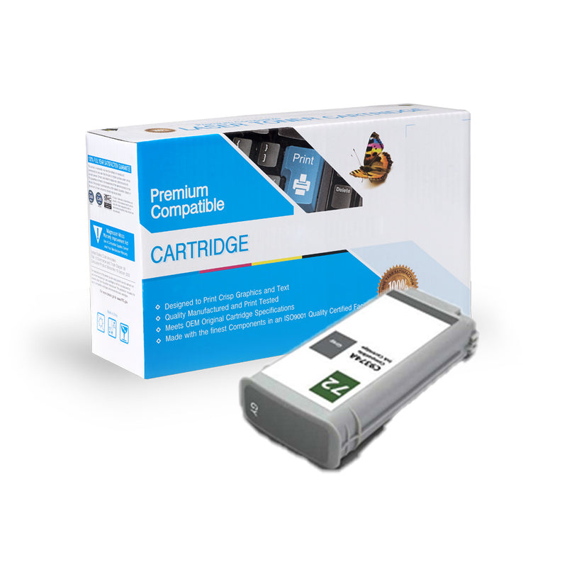 Remanufactured HP C9374A (HP 72) Ink Cartridge By Express Toner