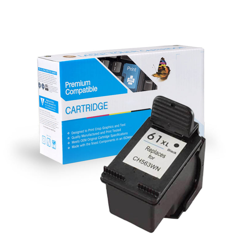 Remanufactured HP CH563WN (HP 61XL) Ink Cartridge By Express Toner