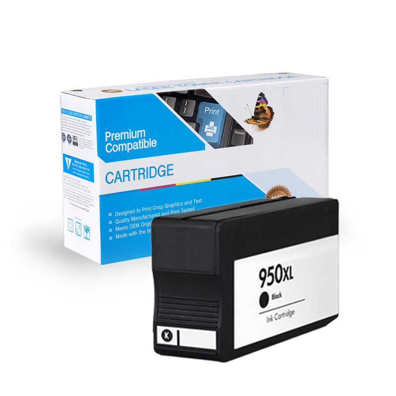 Remanufactured HP CN045AN (HP 950XL) Ink Cartridge By Express Toner