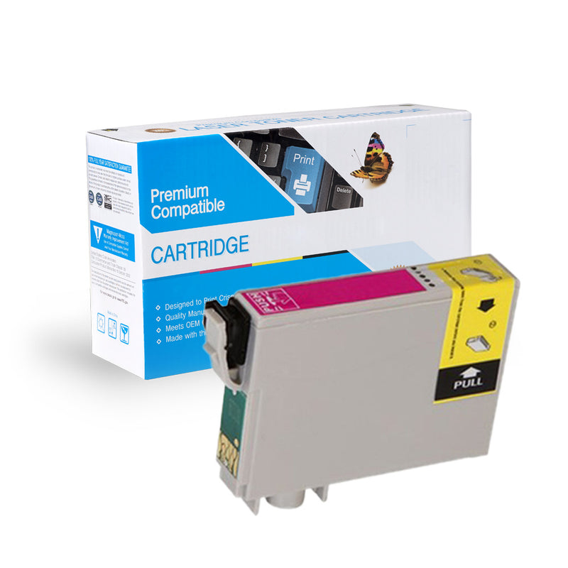 Remanufactured Epson T048320 Ink Cartridge By Express Toner
