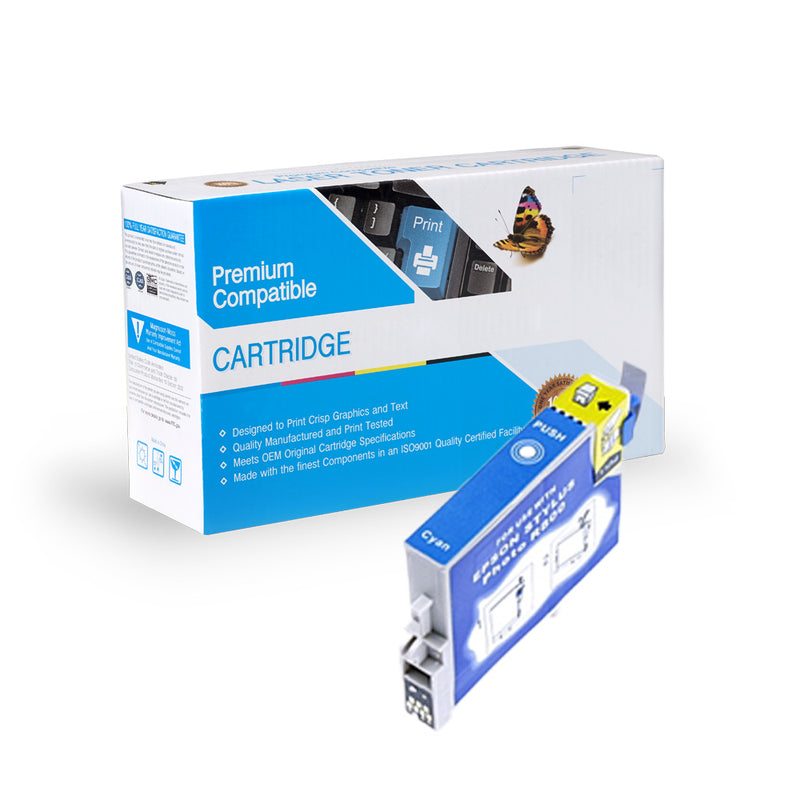 Remanufactured Epson T054220 Ink Cartridge By Express Toner