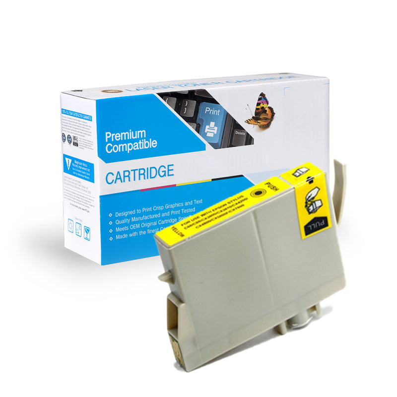 Remanufactured Epson T060420 Ink Cartridge By Express Toner