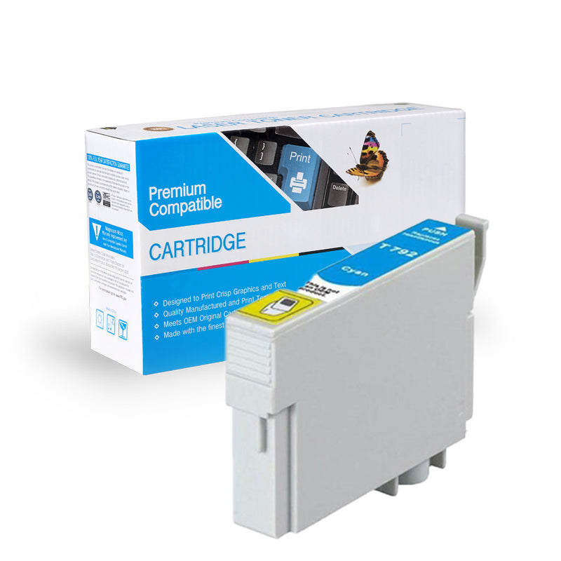 Remanufactured Epson T079220 Ink Cartridge By Express Toner