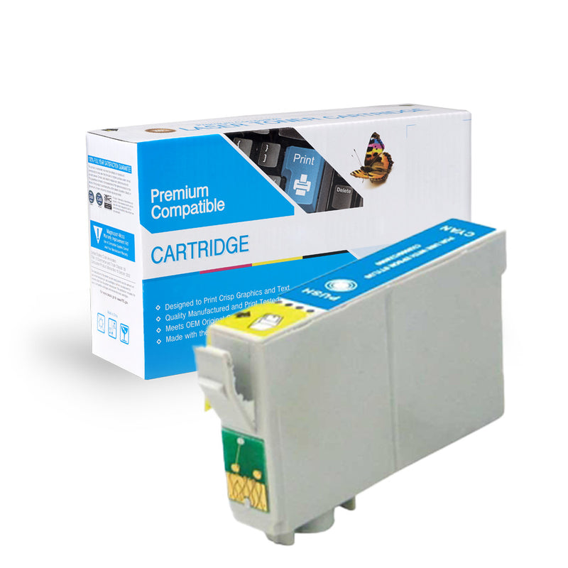 Remanufactured Epson T088220 Ink Cartridge By Express Toner