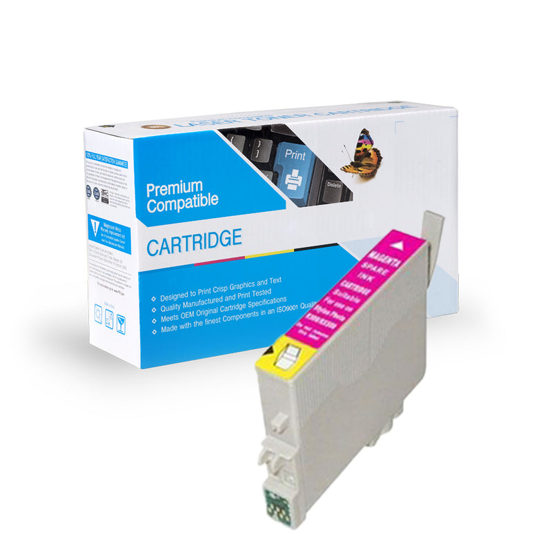 Remanufactured Epson T099320 Ink Cartridge By Express Toner