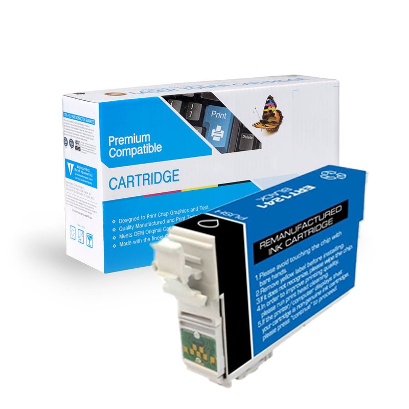 Remanufactured Epson T125120 Ink Cartridge By Express Toner