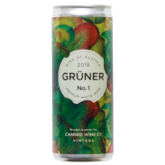 Canned Wine Co Gruner Canned Wine