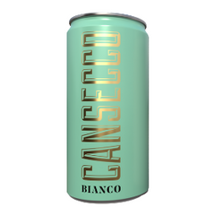 Cansecco Bianco canned wine