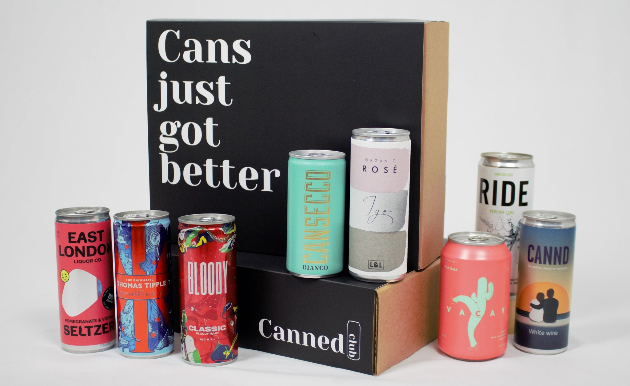 Canned Club December Box