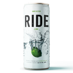 Ride Persian Lime Hard Seltzer