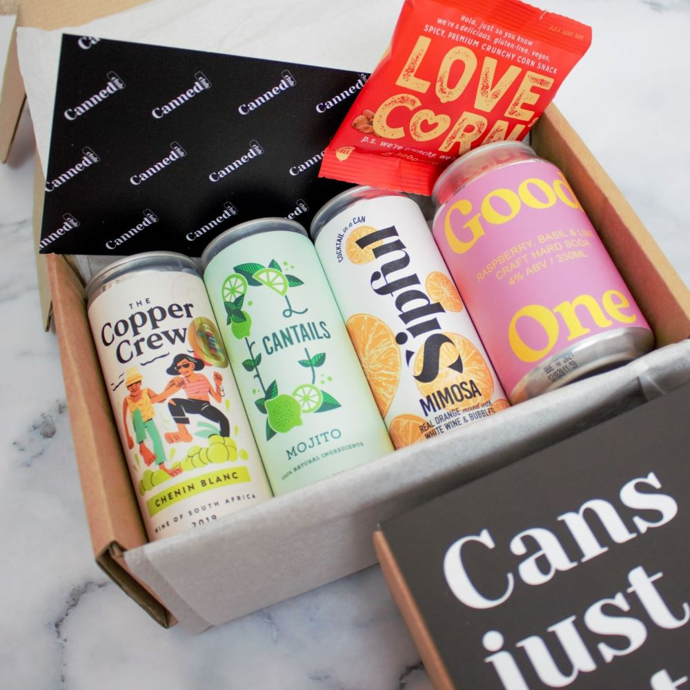 Canned Club - Variety Box
